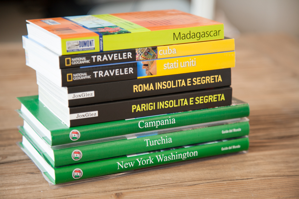 Guide National Geographic, Touring