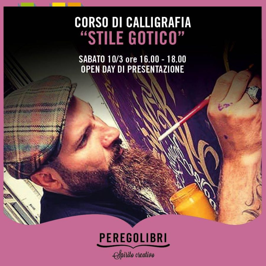 Open Day di Calligrafia